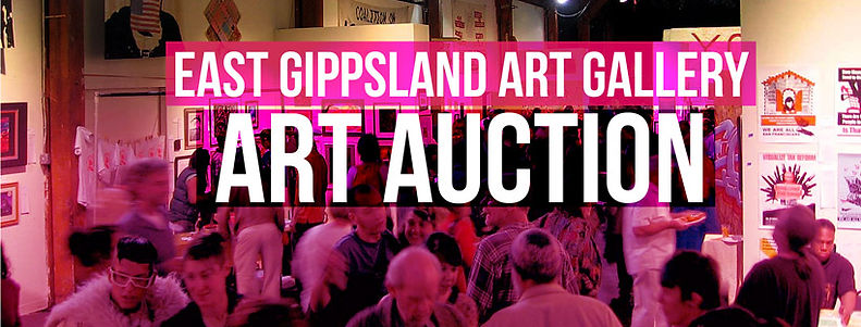 East Gippsland Art Gallery Art Auction