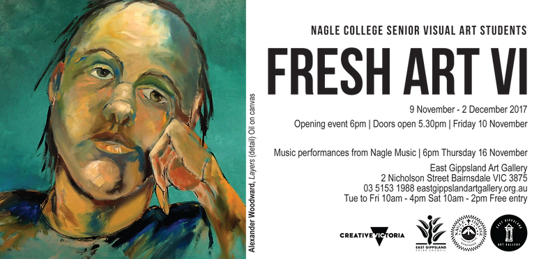Fresh Art VI | Senior Nagle College Visual Art students