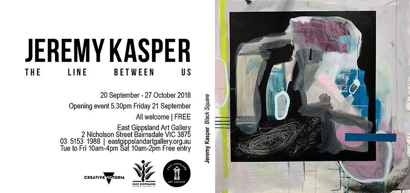 Jeremy Kasper | The line between us