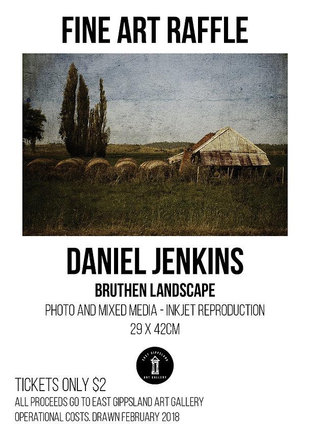 Daniel Jenkins Bruthen Landscape | East Gippsland Art Gallery