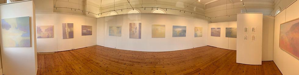 Owen Piggott | White Light at East Gippsland Art Gallery