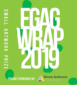 EGAG WRAP 2019 small artwork prize