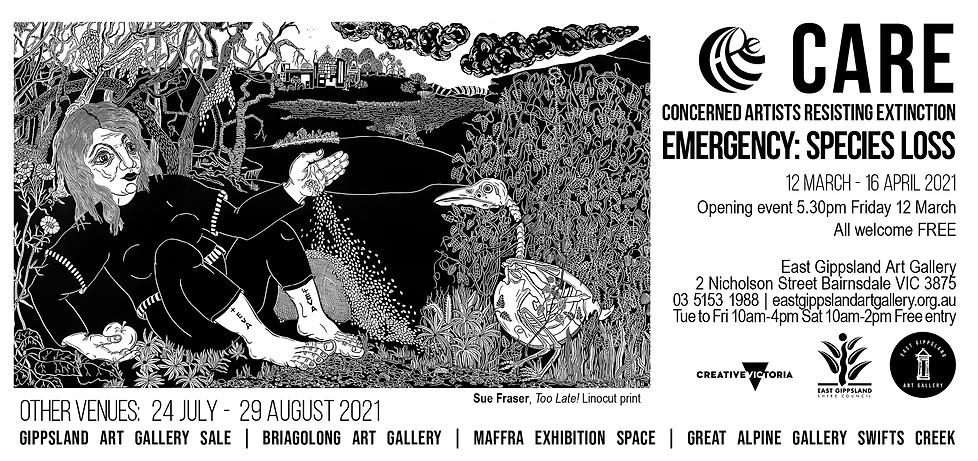 Concerned Artists Resisting Extinction (CARE
