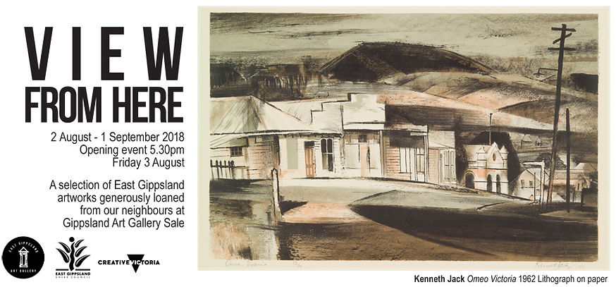 View from Here | East Gippsland Art Galery