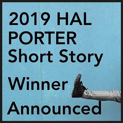 Hal Porter 2019 Short Story Competition winner announced