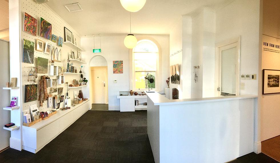 East Gippsland Art Gallery Shop