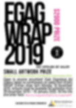 EGAGWRAP 2019 small artwork prize