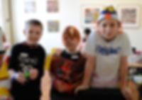 Kids School Holiday Wearable Art Workshop