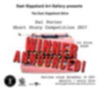 Hal Poerter Short Story competition 2017