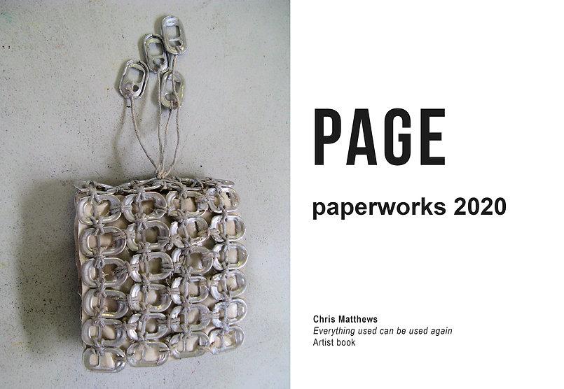 PAGE | Paper Arts Gippsland East