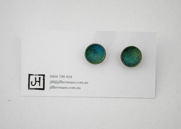 Jill Hermans | Green Studs #2