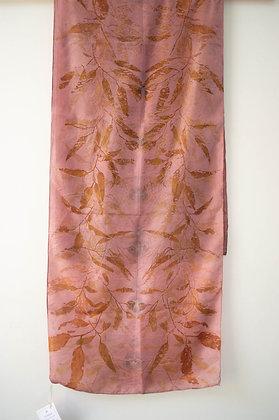 Gumleaf Rag Silk Scarf #1