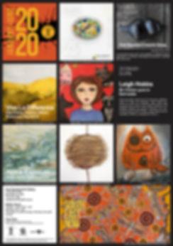 Jan-June-2020 Exhibition Calendar