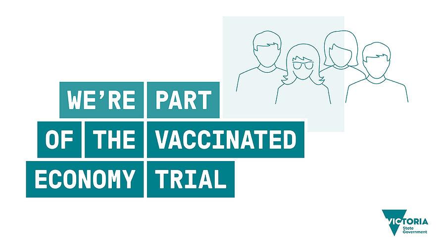 Vaccine Economy Trial East Gippsland Art Gallery