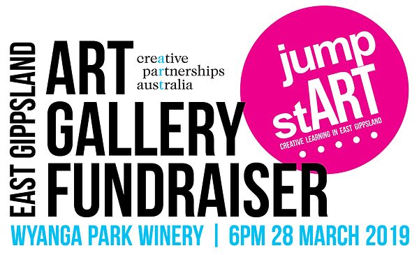 jumpstART fundraiser East Gippsland Art Gallery