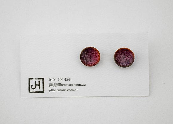 Jill Hermans | Red Studs #2
