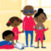 NGV KIDS AT HOME