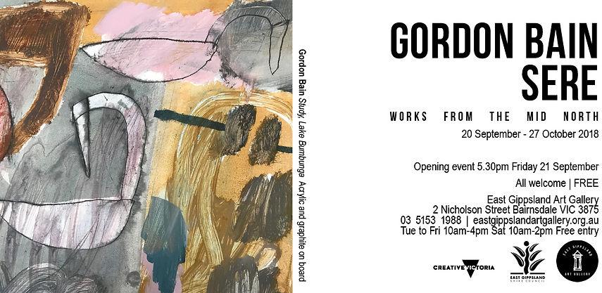 Gordon Bain | SERE