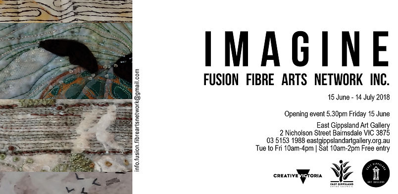 Fusion Fibre Arts Network | Imagine