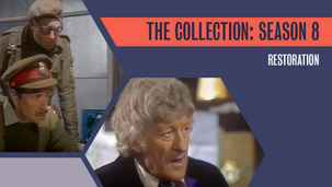 Restored: The Collection Season 8 Blu-ray