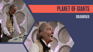 Colourised: Planet of Giants