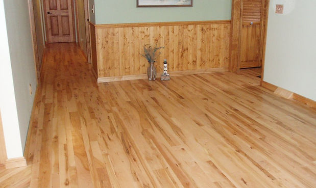 All wood floors in this hme were installed by Classic Hardwood Floors and Boat Wood Restoration LLC