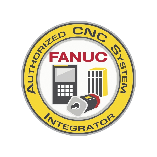 Fanuc CNC Authorized Integrator Logo