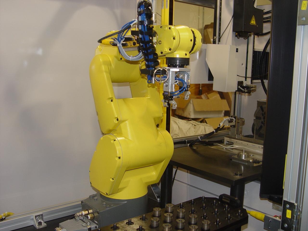 Robotics Fanuc