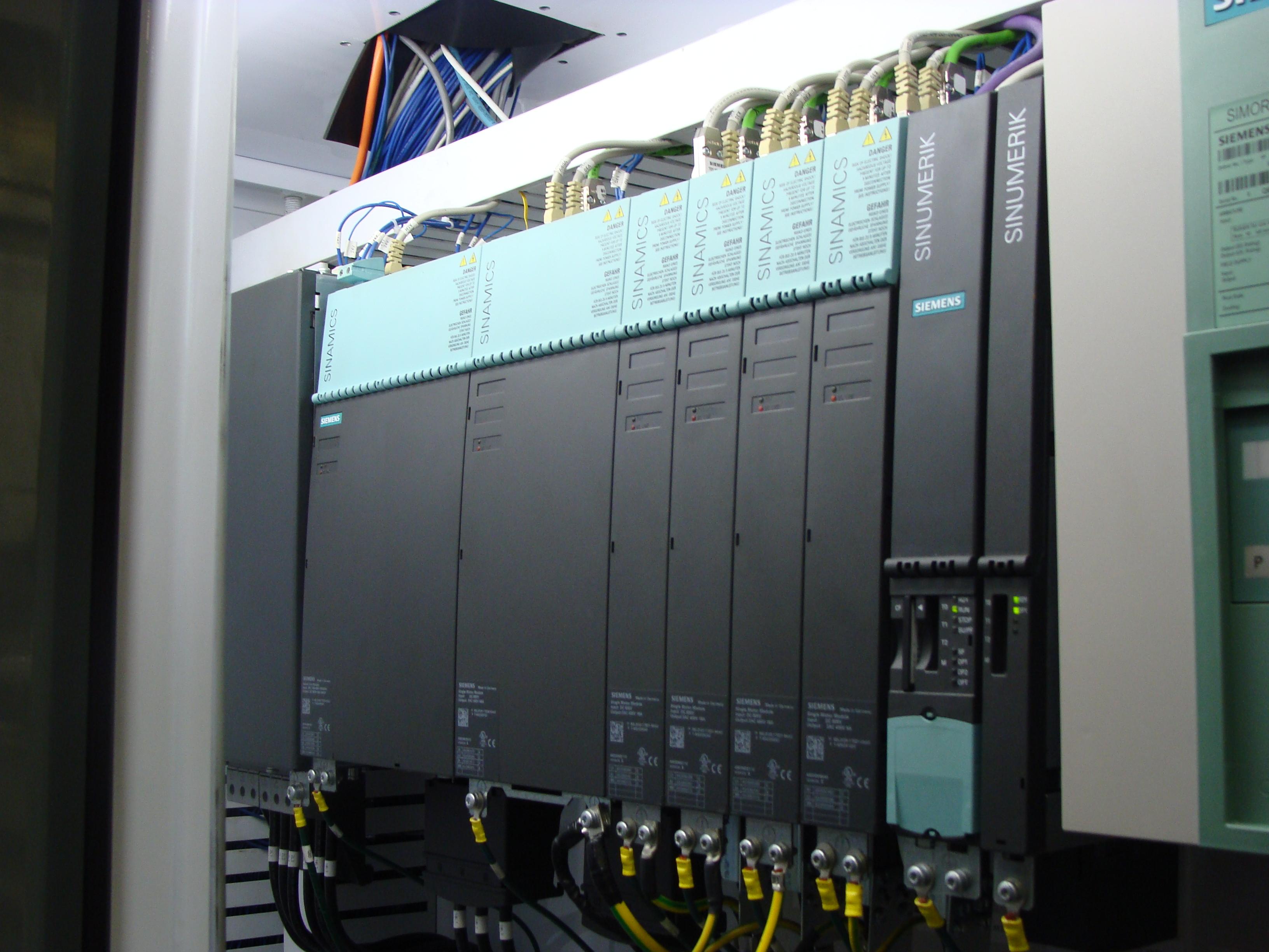 Siemens CNC Retrofit