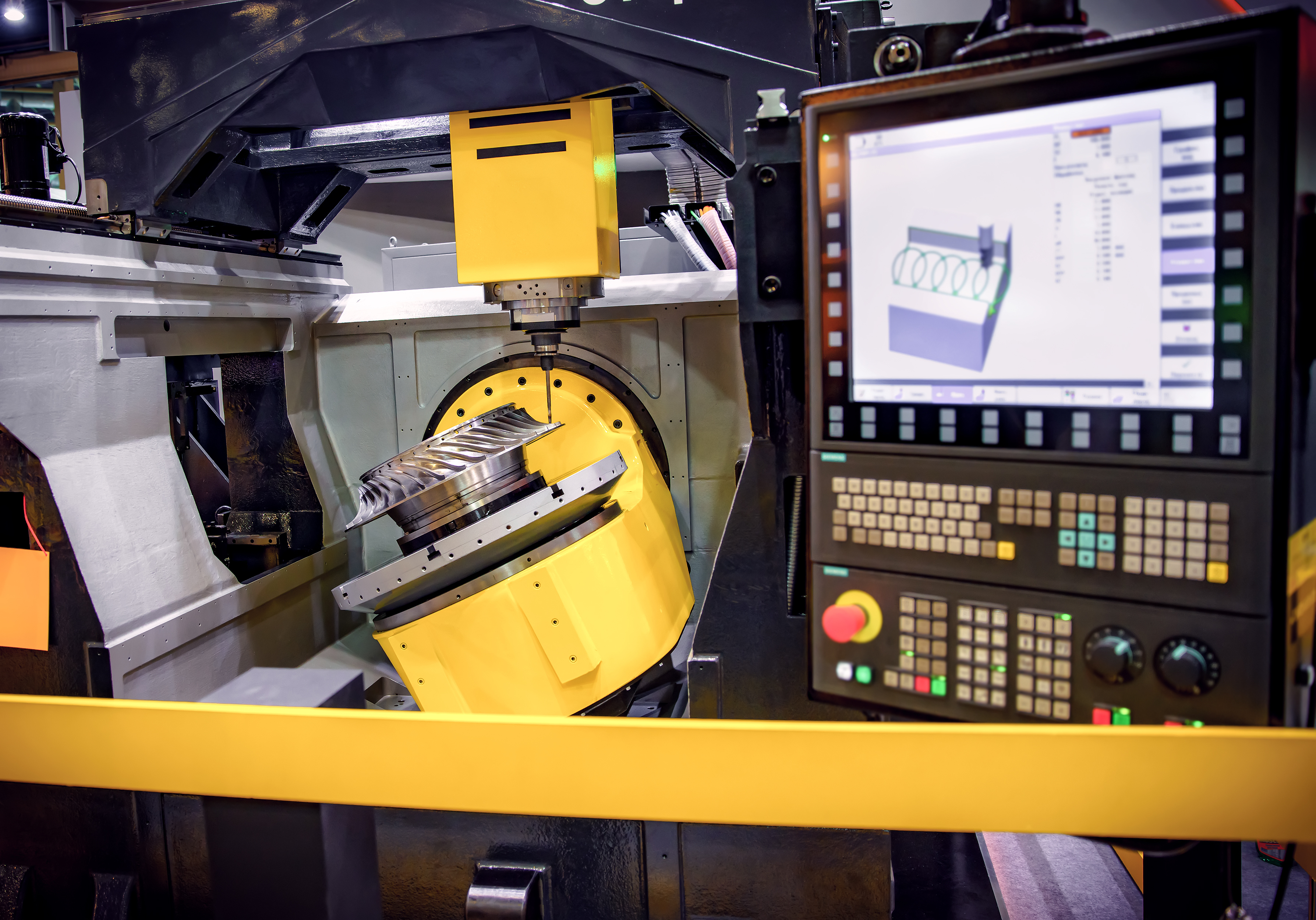 CNC Retrofit Siemens