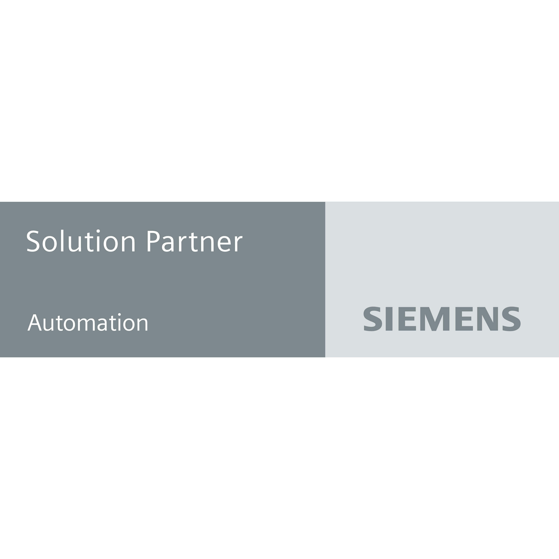 Siemens CNC Solution Partner Logo