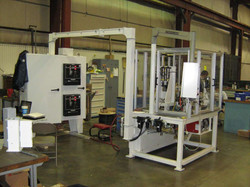Platinum spark plug welding machine 2