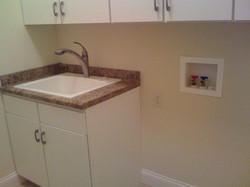 Mud Sink & Laundry Renovation