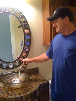 Bathroom Sink | Lindel's Plumbing