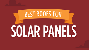 Best Roofs For Solar Panels