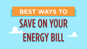 What are the best ways to save on your energy bill?
