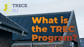 New Jersey Solar Incentives – What Is the TREC Program?