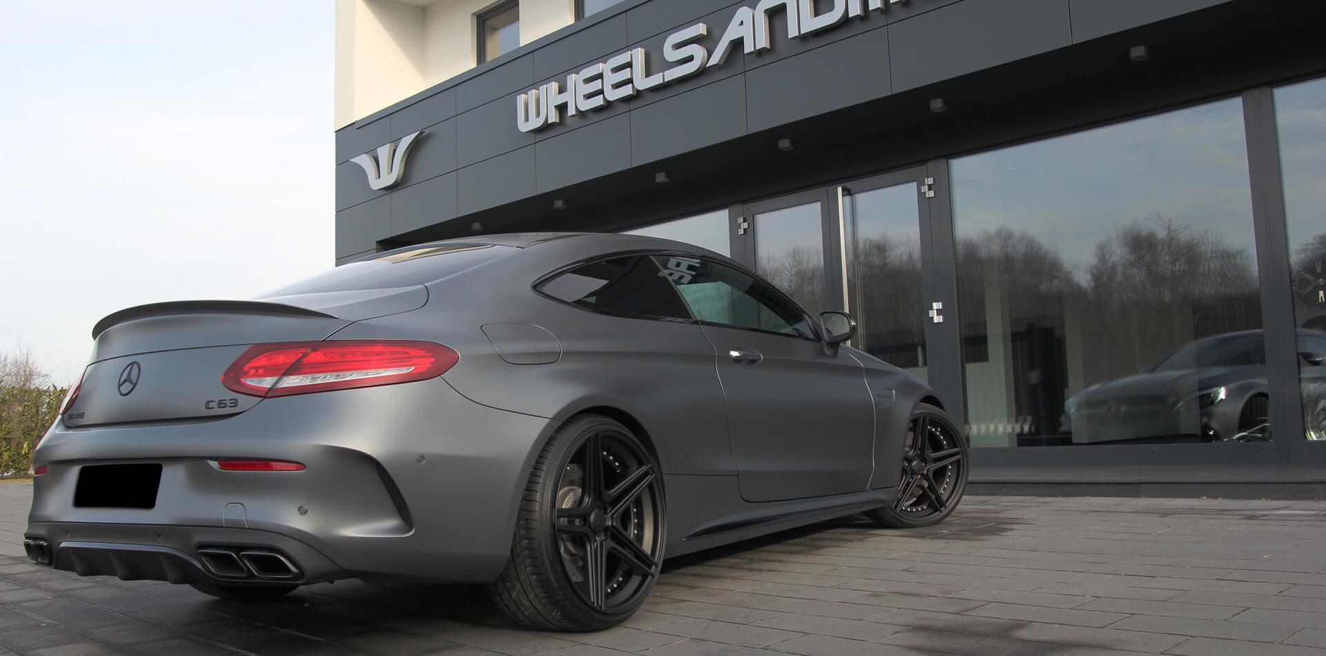 Carzone Customz | Wheelsandmore Mercedes AMG