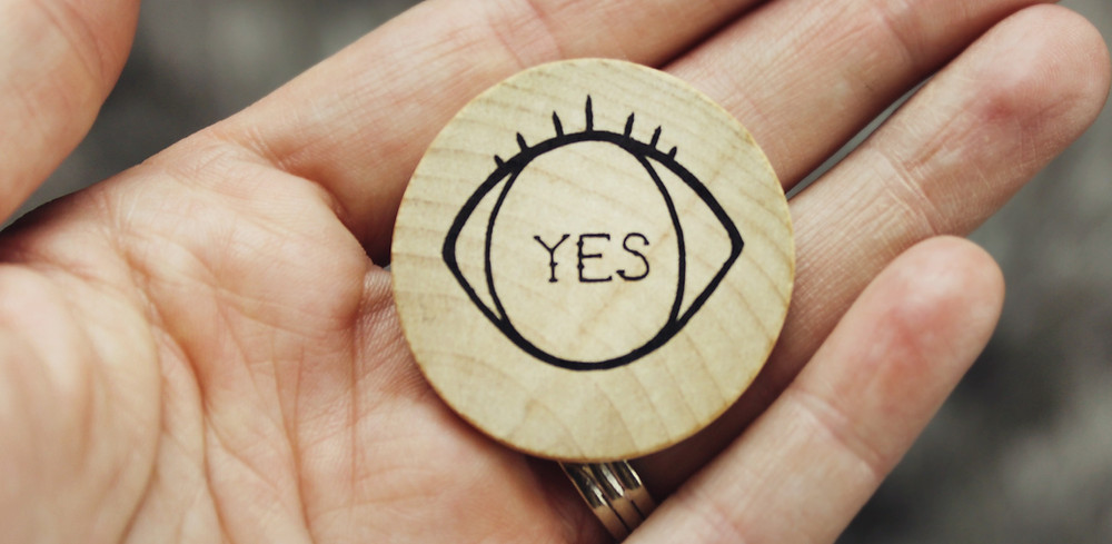 Say yes to commitment token