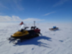 Snowmobile and radar equipment.jpg