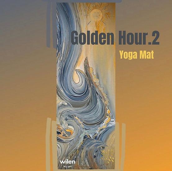 Golden Hour.2 - Yoga Mat