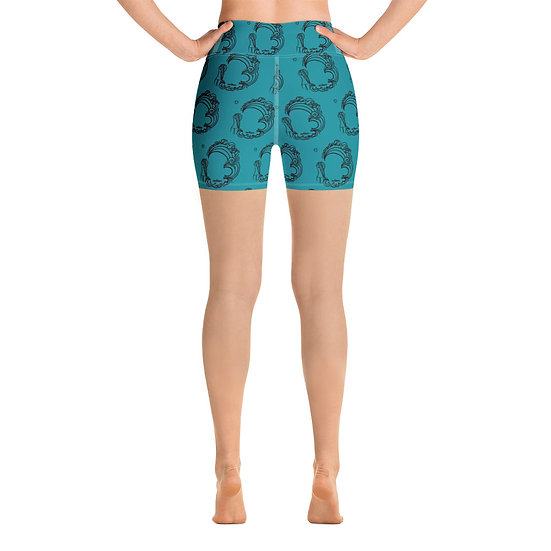 Water babe blue - Shorts