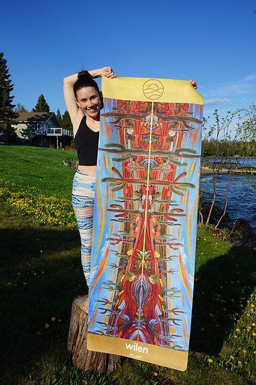 Dessert Dwellers- Yoga Mat