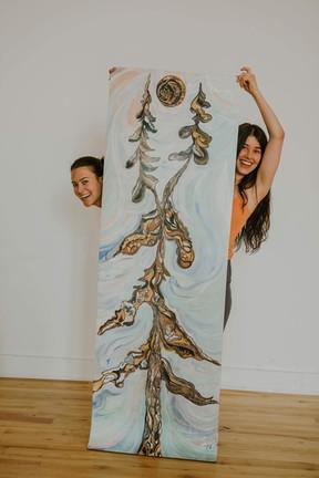 The Yoga Tree Mat