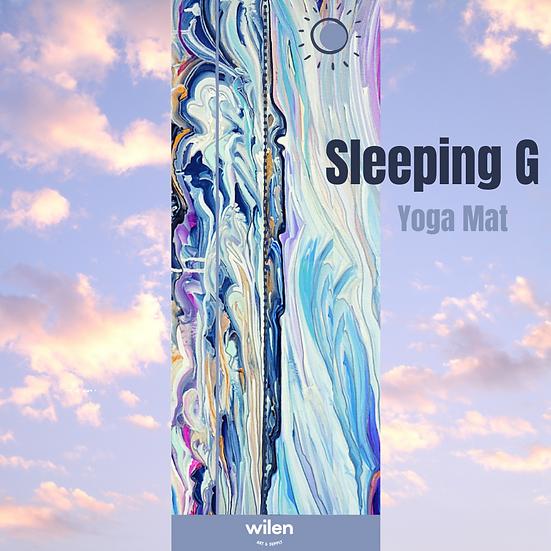 Sleeping Giant - Yoga Mat