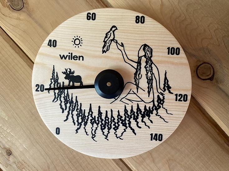The Boreal- Sauna Thermometer