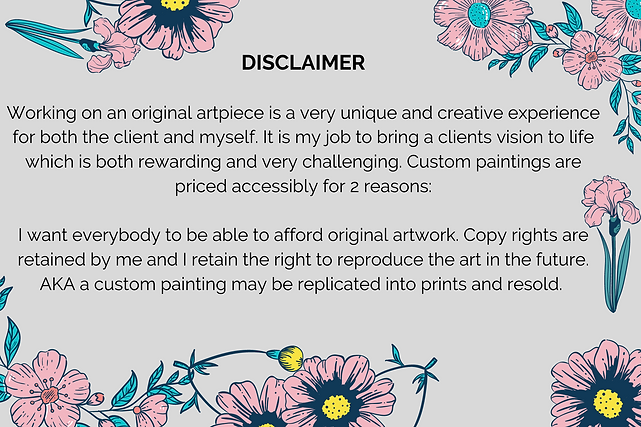 DISCLAIMER_Working on an original art pi