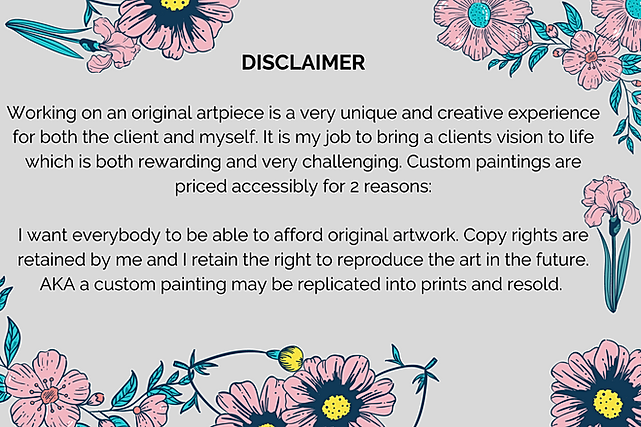 DISCLAIMER_Working on an original art pi