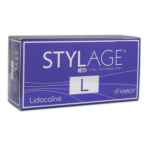 Vivacy Stylage L with Lidocaine (2x1ml)