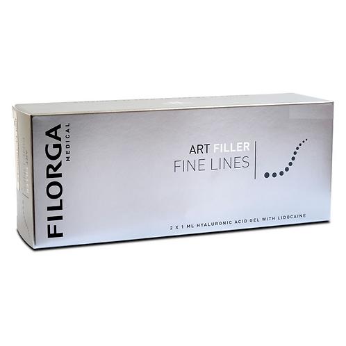 Filorga Art Filler Fine Lines with Lidocaine (2x1ml)